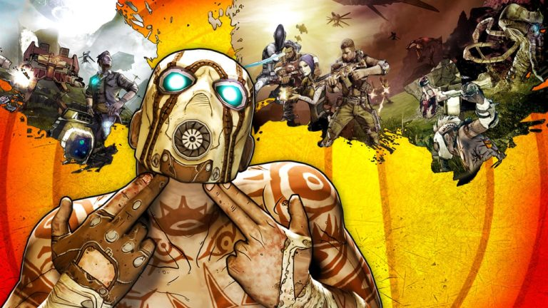 borderlands 2 gratis epic