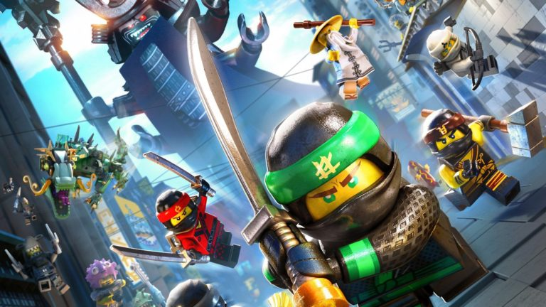 lego ninjago video game gratis