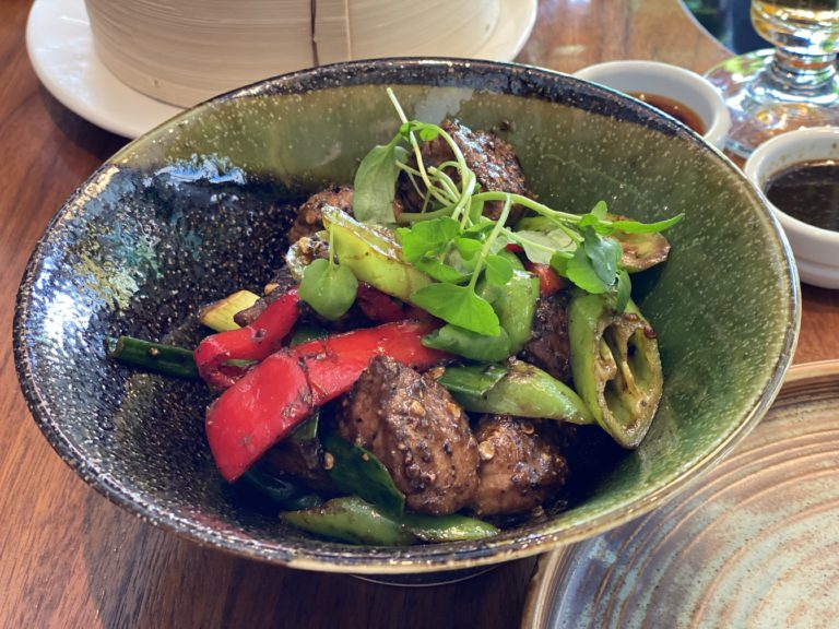 Black Pepper Beef Waipo Söder