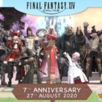 final fantasy xiv commemorative photo