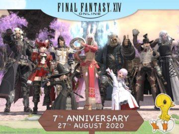 final fantasy xiv commemorative photo
