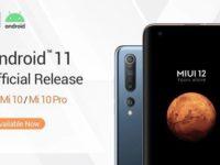 Android 11 Mi 10 Mi 10 Pro