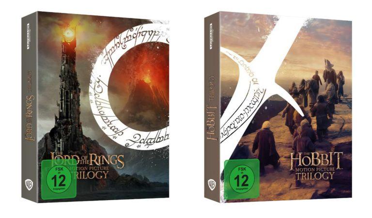 Sagan om Ringen 4K Hobbit 4K