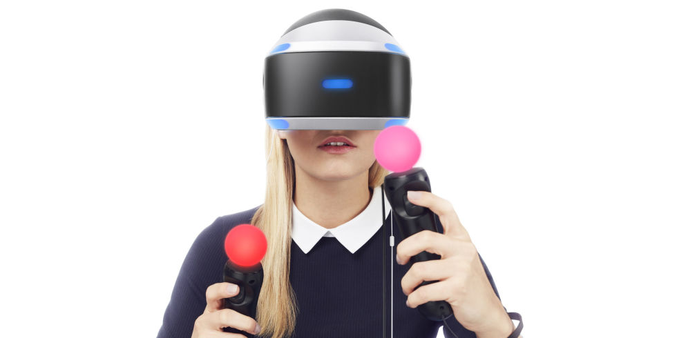 playstation vr ps4