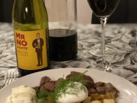 Mr No Sulfite beaujolais biff rydberg serveringstips